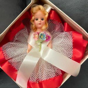 Vintage Knicker Bocker doll